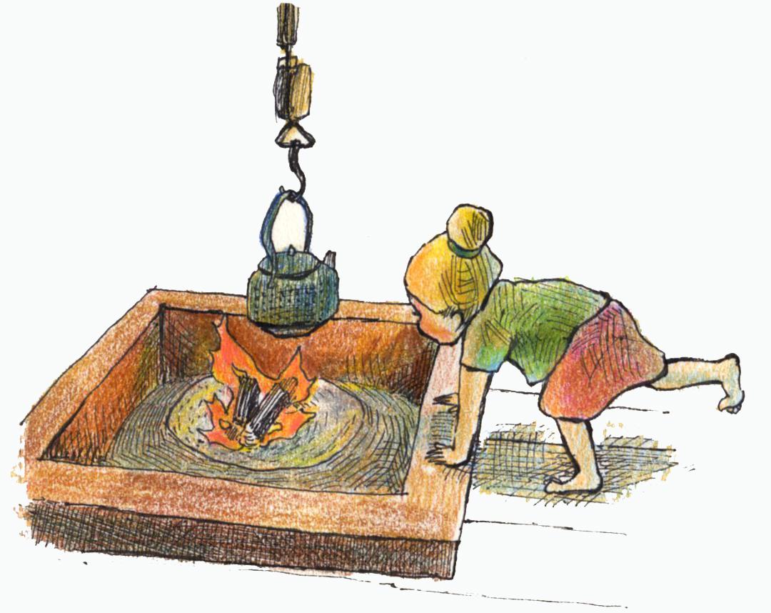 囲炉裏ちゃん159