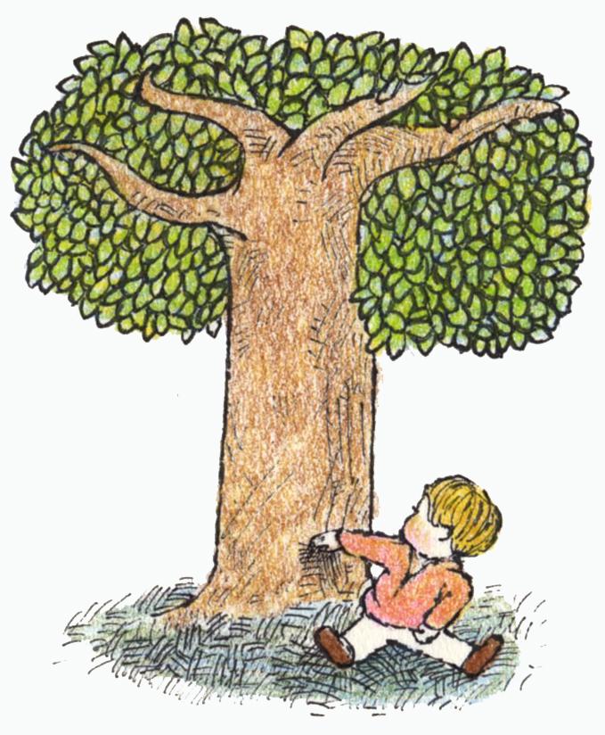 木の下で197