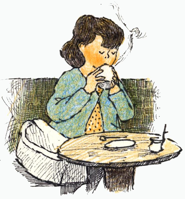 コーヒーお祈り098